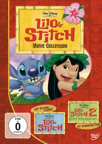 Lilo & Stitch / Lilo & Stitch 2 - Stitch völlig abgedreht [2 DVDs] hier kaufen