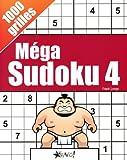 Méga Sudoku 4 : 1000 grilles