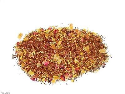 Pfirsich Rooibos Tee mit Blüten 100g lose Tee-Meyer von Tee-Meyer - Gewürze Shop