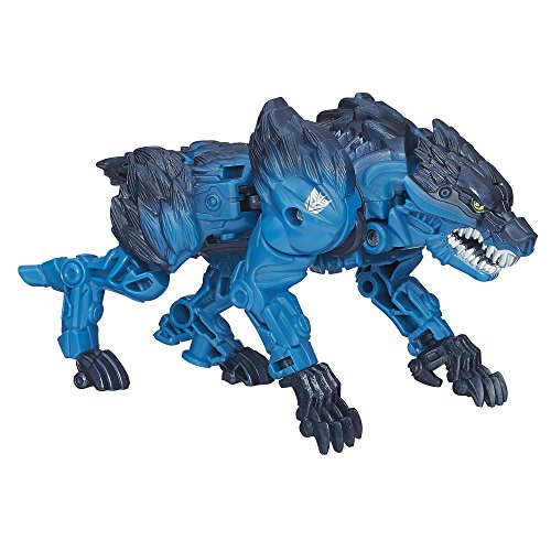 Transformers Age of Extinction Steeljaw One-Step Changer