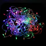 10M String Fairy LED Light for Party Room Garden Home Christmas Decoration (Connectable to 100M)
