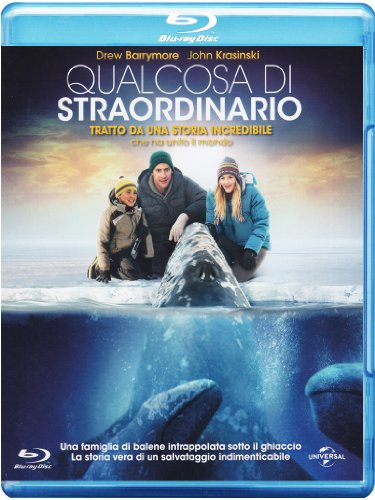 Qualcosa di straordinario [Blu-ray] [IT Import]
