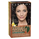 Clairol Natural Instincts Hair Color 28 Nutmeg Dark Brown 1 Kit (Pack Of 3)