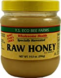 YS Organic Bee Farms - Healthy Honey (Raw) - 14 oz.