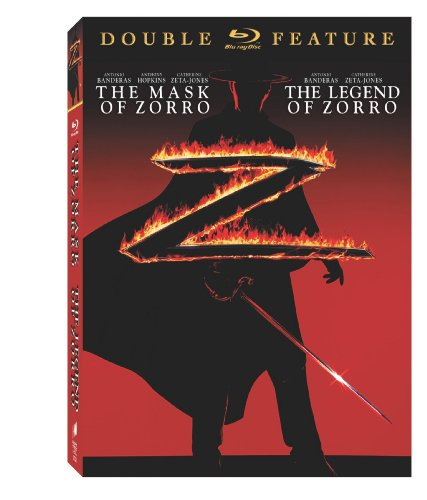 The Mask of Zorro/ The Legend of Zorro [Blu-ray]