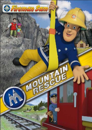 Fireman Sam - Mountain Rescue [DVD]