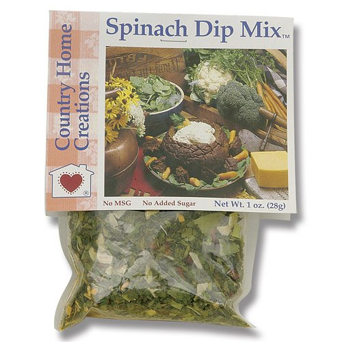 Country Home Creations Spinach Dip Mix Gourmet Mixes