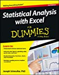 Statistical Analysis with Excel For D...