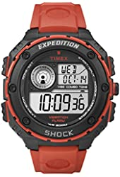 Timex Expedition Vibe Shock Watch - Flame Red
