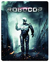 Robocop  - Limited Edition Steelbook [Remastered] [Blu-ray]
