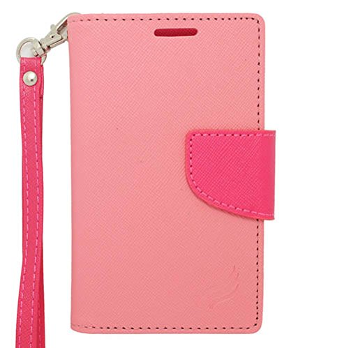 Cell Accessories For Less (Tm) Universal Wallet Pouch 4.0 Inch Pink /Tpu Hotpink - By Thetargetbuys