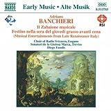 Banchieri - Il Zabaione musicale