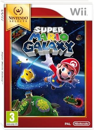 Nintendo Selects - Super Mario Galaxy (Wii)