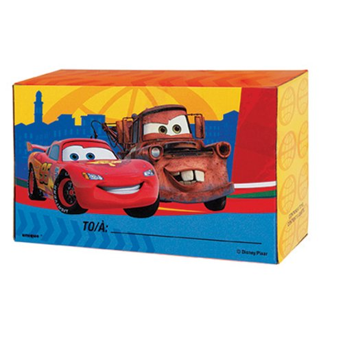 Disney Cars Favor Box Sets - Party Favors - 1 per Pack