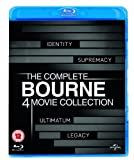 Image de The Complete Bourne Movie Coll [Blu-ray] [Import anglais]