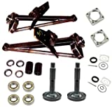 TRAILING ARM HALF KIT FOR BUS, dune buggy vw baja bug