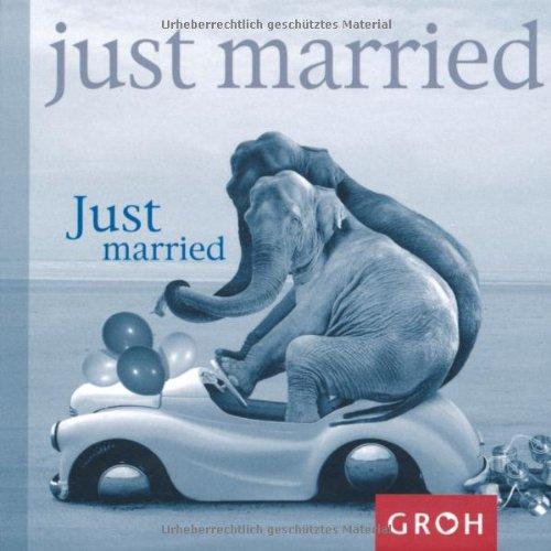Just married hochzeits geschenke