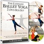 The Ultimate BALLET YOGA 3 DVD Box Se...