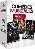 echange, troc Comédies musicales - Coffret 3 DVD