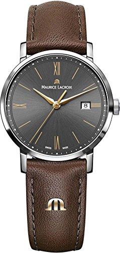 Maurice Lacroix Eliros EL1084-SS001-813-2 Reloj de Pulsera para mujeres Plano & ligero