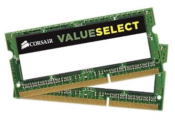 Corsair VS2GSDSKIT667D2 Value Select 2GB (2x1GB) DDR2 667 Mhz CL5