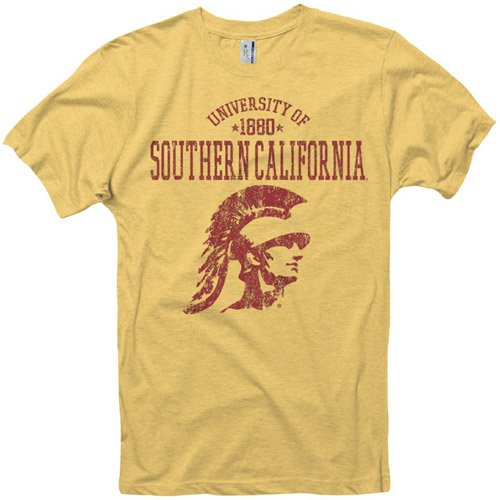 USC Trojans University Of Southern California Vintage T-Shirt S