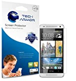 Tech Armor Premium High Definition Screen Protector for HTC One Mini - Clear (Pack of 3)