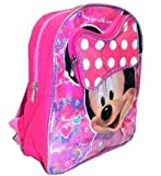 Disney Minnie Mouse 12 Inch Toddler Backpack