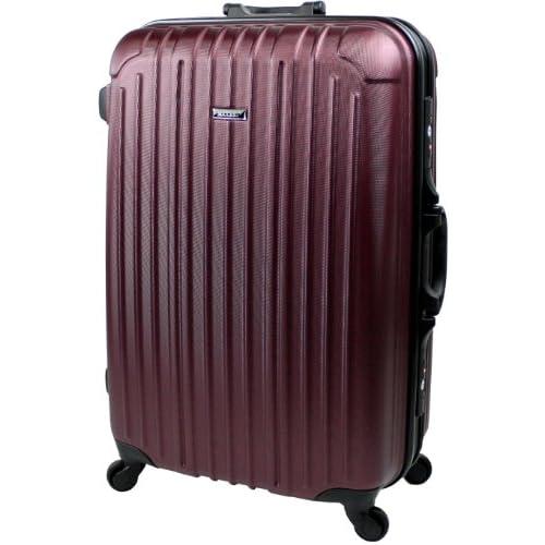 スーツケース・中型 【ブラックフレーム TSAロック搭載 バベル2013 Mサイズ】【SUCCESS サクセス】 (中型67㎝, ダークワイン)