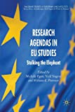img - for Research Agendas in EU Studies: Stalking the Elephant (Palgrave Studies in European Union Politics) book / textbook / text book