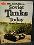 Soviet Tanks Today (0853686017) by Zaloga, Steven J.