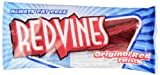 American Licorice Original Red Twists, 2-Ounce Bags (Pack of 16)