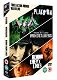 Modern War Triple (Platoon, Windtalkers, Behind Enemy Lines) [DVD]