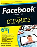 img - for Facebook All-in-One For Dummies book / textbook / text book