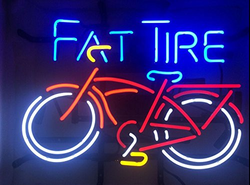 Fat Tire Sign 17