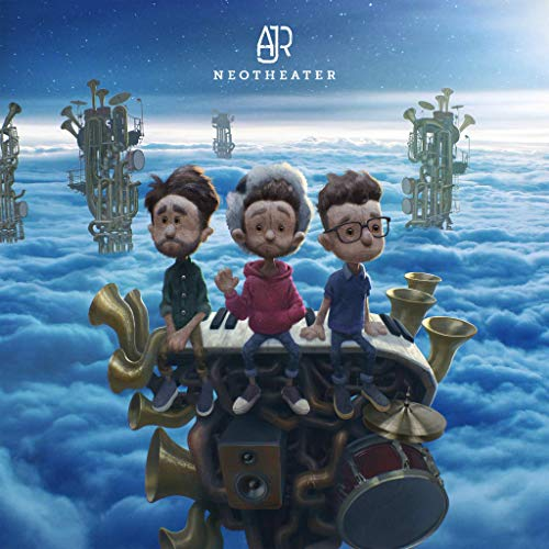CD : AJR - Neotheater (CD)