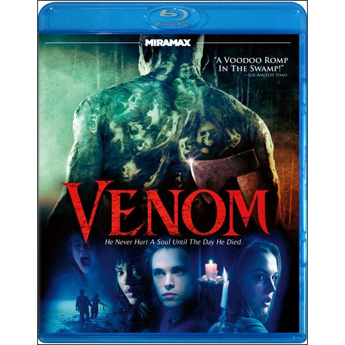 Cover art for  Venom [Blu-ray]