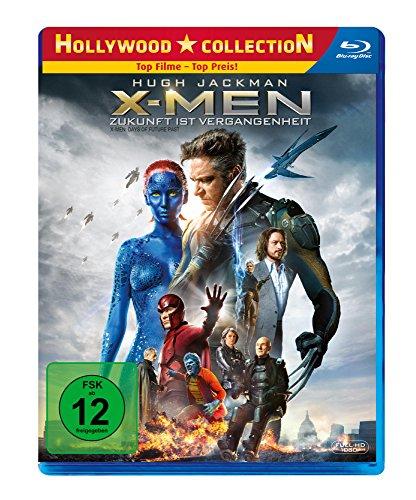 X-Men - Zukunft ist Vergangenheit [Blu-ray]