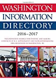 img - for Washington Information Directory 2016-2017 book / textbook / text book