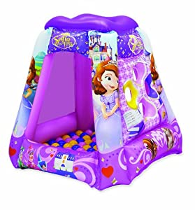 Amazon.com: Disney Sofia The First Princess in Training Playland with