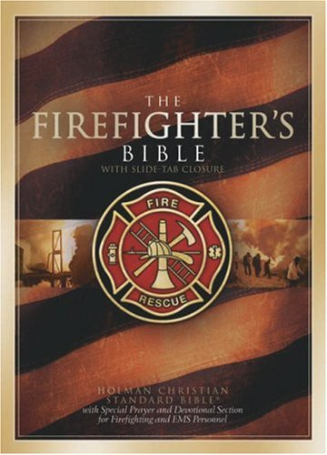 HCSB The Firefighter's Bible