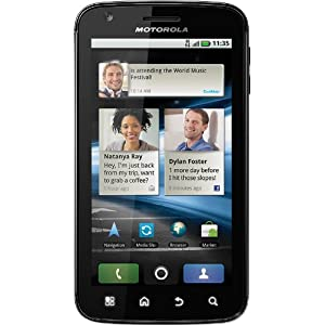 Motorola Atrix 4G Android Phone (AT&T)