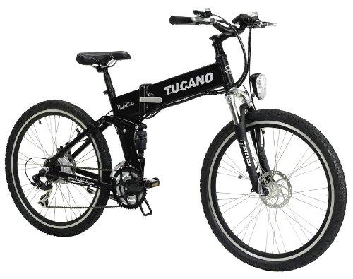 Bicicleta Tucano con motor eléctrico