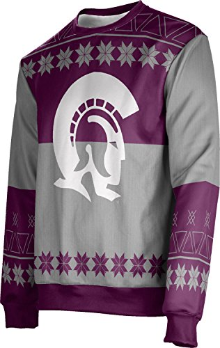 Adult University of Arkansas at Little Rock Ugly Holiday Jingle Sweater