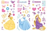 51 stickers Princesses