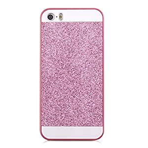 Novo Style Exclusive Glitter Blingy sparkling Hard Back Case Cover For Apple iPhone 6 Plus- Pink