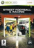 echange, troc Street football & Street racing collection 2009 bi pack