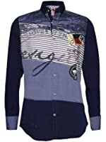 Desigual - loveboat - chemise - coupe droite - homme