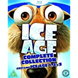 Ice Age 1-3 Collection [Blu-ray]by Ray Romano