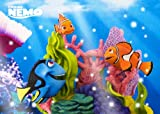 Disney Amazing 3D Greeting Card Postcard - Finding Nemo 3d Greeting Card -
